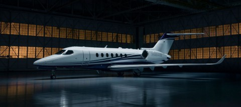 Cessna Citation Longitude